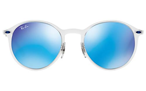 335c2f7a6 RAY BAN Sunglasses for Male, Blue, 4224 646, 55 49: Amazon.ae