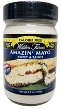 Walden Farms Mayo, Sugar Free, Calorie Free, Carb Free, Fat Free, 12 oz. from Walden Farms