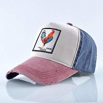 2ba0202a9eb2 QYYDBQM Primavera Gorras de Béisbol Unisex Papá Sombreros para ...