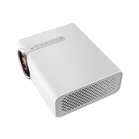 HLKYB Mini proyector, 2200 lúmenes LED Full HD 1080p Video ...