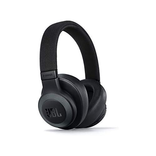 chollos oferta descuentos barato JBL E65 Auriculares inalámbricos con Bluetooth y cancelación de ruido activa botón como control remoto incorporado sonido JBL negro