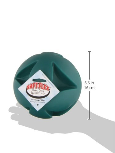 "Soft Flex Clutch Ball 6""-Teal"