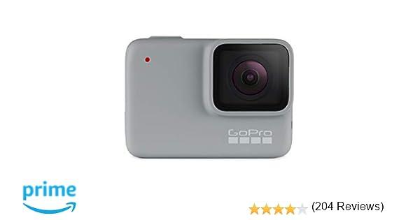 GoPro HERO7 White - Cámara de acción digital sumergible con ...