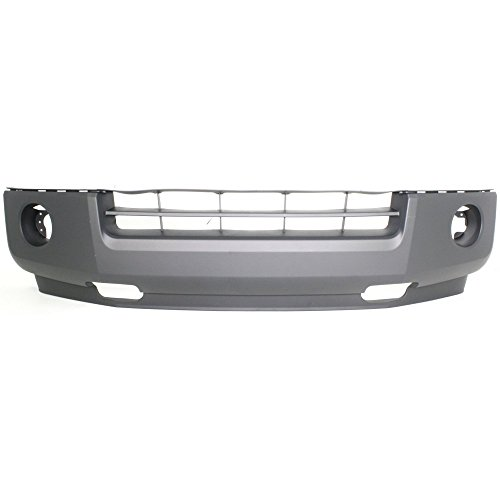 New Evan-Fischer EVA17872017095 CAPA Certified Front, Lower BUMPER COVER Textured for 2007-2014 Ford Expedition (Ford Expedition Bumper Cover)