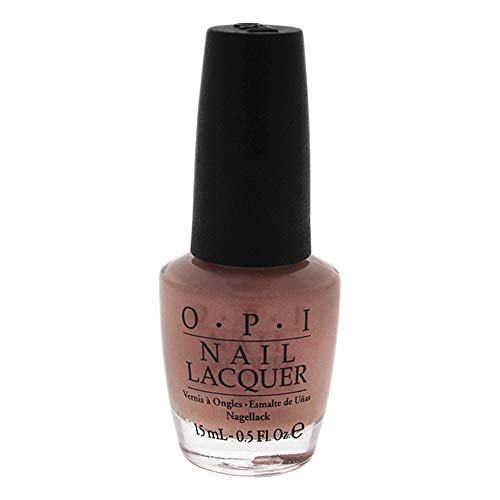 OPI Nail Lacquer, Humidi-Tea (10 Lines On My Mother In French)