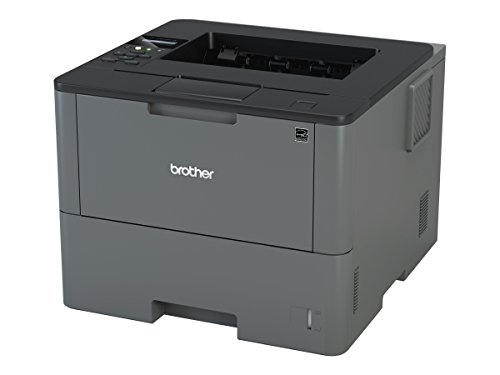 Brother HLL6200DW Wireless Monochrome Laser Printer with Large Paper Capacity, Amazon Dash Replenishment Enabled by Brother