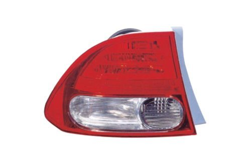Tyc Honda Civic Driver (TYC 11-6166-91 Honda Civic Driver Side Replacement Tail Light Assembly)