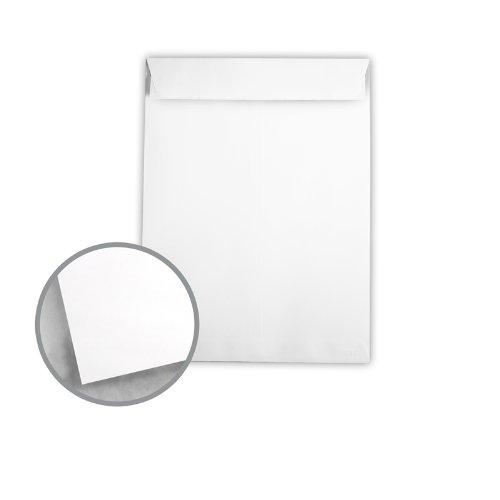 Printmaster White Envelopes - No. 10 1/2 Catalog (9 x 12) 28 lb Writing Wove 500 per Carton by National Envelope Printmaster