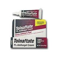 Tolnaftate antifongique pied d'athlète crème à 1% - 2/3oz (20G)