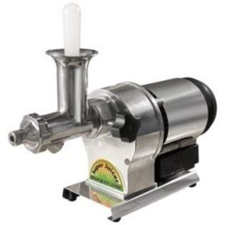 Samson Super Juicer – Model SB0850 – Commercial Wheatgrass Juice Extractor – Heavy Duty, Stainless Steel Wheat Grass Juice Machine
