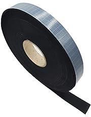 Develory EPDM celrubber afdichtingstape zelfklevend 10 m lang - breedte: 5 mm tot 80 mm - dikte: 1 mm tot 10 mm - premium kwaliteit zoals schuimrubber - keuze: 10 x 1 mm x 10 m - rol rubber schuim
