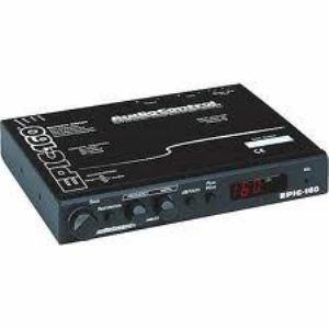 Concert Series In-dash Car Audio Bass Restoration Sound Processor