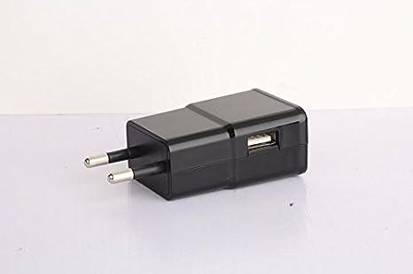 Mengshen® USB 1080P HD mini cargador de pared de CA de EE.UU. Adaptador de enchufe de la cámara ocultada / adaptador de la cámara espía niñera con el ciclo ...