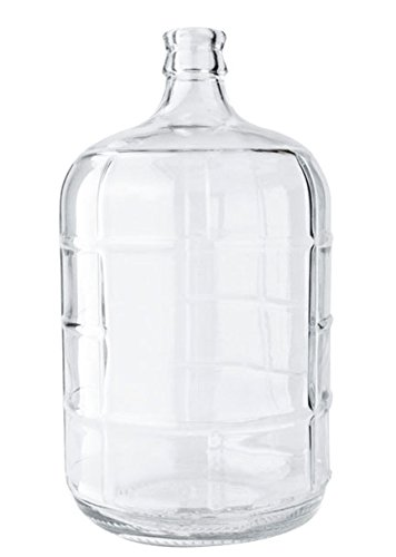 Gallon Round GLASS Carboy finish product image
