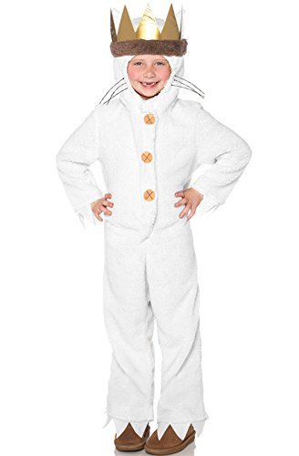 Big Boys' Max Costume X-Small (Where The Wilds Things Are Costume)