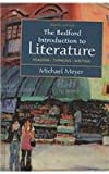 The Bedford Introduction to Literature : Reading, Thinking, Writing, Meyer, Michael, 0312469179