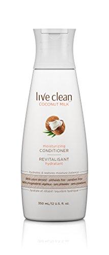 Live Clean Moisturizing Conditioner, 12 Fluid Ounce
