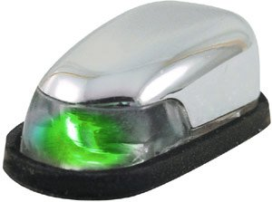 Toucan 072037 Led Windshield Washer Green