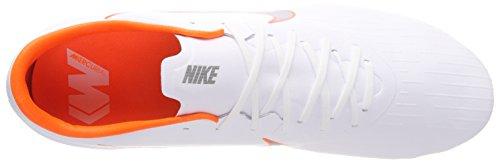 Fg ballschuh Fu Calcio 12 PRO total Uomo Scarpe Chrome O 107 White Nike Bianco Vapor Mercurial da XB5qqC