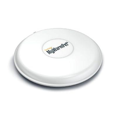 The Original MyWarmPet Heat Pad - Microwave Pet Heating Pad (Pet Warmer, Microwavable Safe Heated Pet Pads)