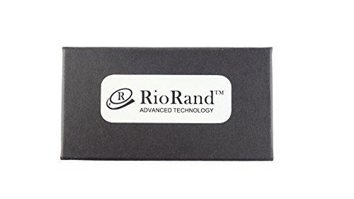 RioRand Remote Control Wireless Presentation Presenter Mouse For Windows system