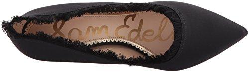 Sam Edelman Women's Halan Pump Black Satin iVLpxGZG