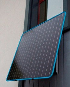 Solaris POP - Plug & Play 160 Watt Solar Panel, Portable and Do It Yourself
