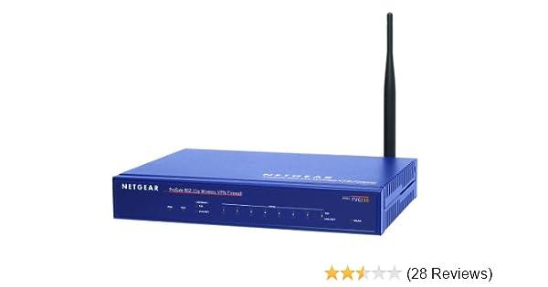 Amazon.com: NETGEAR FVG318 ProSafe 802.11G Wireless VPN Firewall 8 ...