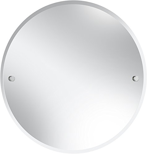 Bristan COMP MRRD C Round Mirror, Chrome, 610 -