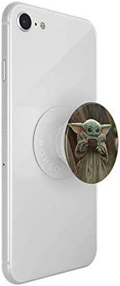 PopSockets PopGrip: Swappable Grip for Phones & Tablets - Star Wars - The Child Cup