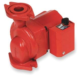 Bell & Gossett Hot Water Circulator Pump NRF-25 115V by Bell & Gossett (Circulator System Pump)