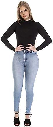 Jeans Cigarrete, Sawary, Feminino