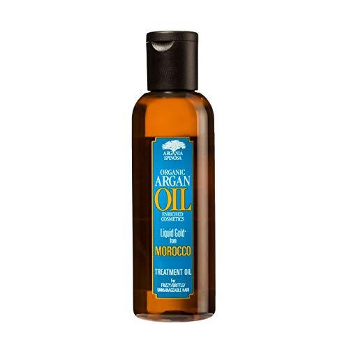 Argania Spinosa Organic Argan Oil Moroccan Treatment Oil 100ml