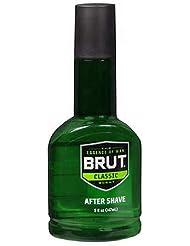 BRUT After Shave Classic Fragrance 5 oz (Pack of 2)