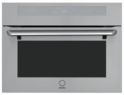 scholtès – smw1 X A – Horno microondas encastrable – 40 L – 1000 W – Acero