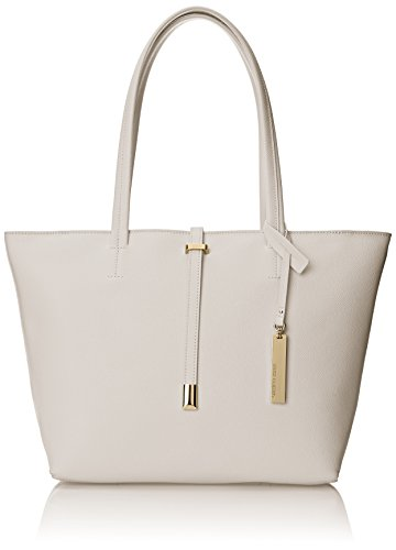 Vince Camuto Leila Small Tote Top Handle Bag, Driftwood, One Size by Vince Camuto