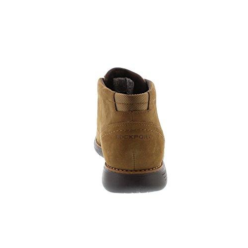 Rockport Herren Total Motion Sport Dress Chukka Nubuck Boots Braun (Brown Nubuck 001)
