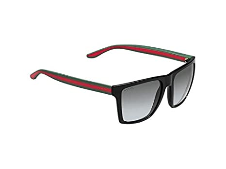 a2ed14e0b19 Image Unavailable. Image not available for. Colour  Gucci Women s 3535  Black   Red   Green ...