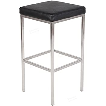 Amazon Com Mlf Sgabello Cube Leggero Bar Stool Chair Low