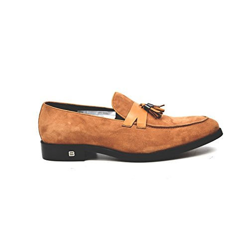 British Collection Space Mens Dress Shoes Cognac kwUdl3