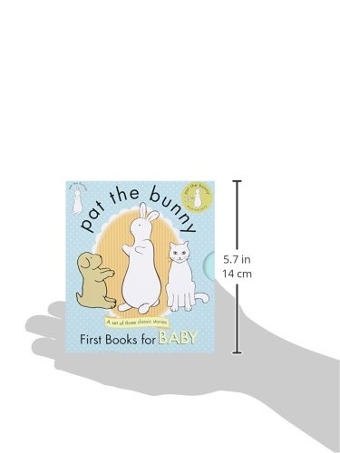 Pat the Bunny: First Books for Baby (Pat the Bunny) (Touch-and-Feel) by Golden Books (Image #6)