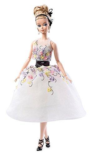 DGW56 BARBIE BFMC Classic Cocktail Glam Dress Barbie Doll 87961203493 Silkstone Barbie Gold Label
