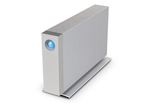 LaCie d2 Thunderbolt 2, 6TB USB 3.0 7200RPM Desktop External Hard Drive (STEX6000400) by LaCie