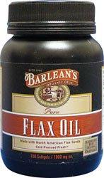 Fresh Flax Oil by Barlean's Organic Oils