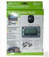 Satellite Radio - XM