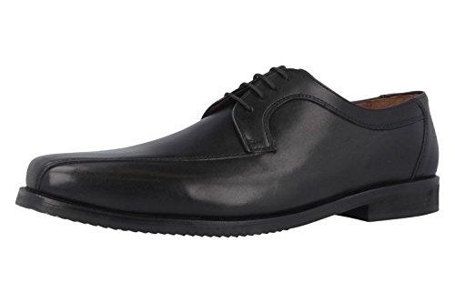 in Schuhe Schuhe Übergrößen Schwarz Business Manz Herren Coll OqYOXF