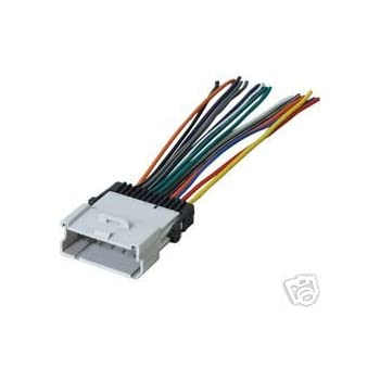 31TT66H37DL._SL500_AC_SS350_ amazon com stereo wire harness saturn ion 03 2003 (car radio wiring