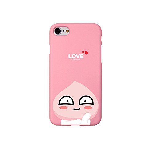 (Galaxy Note 5 Kakao Friends Cell Phone Case Love Soft Case for Samsung (Apeach))