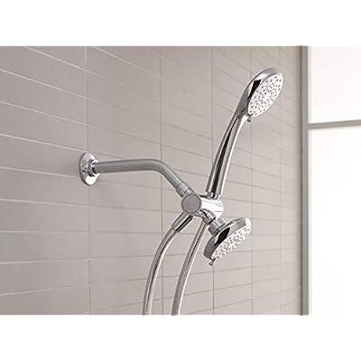 Kohler K-7397-BL MasterShower Shower Fittings, Matte Black: Home Improvement