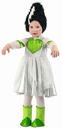 Princess Paradise Frankie's Bride Costume, Extra Small -